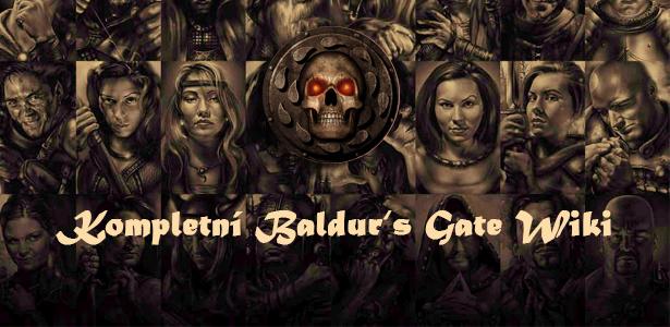 Wiki pro Baldur\\\\\\\'s Gate